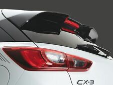 Genuine Mazda CX-3 Rear Roof Spoiler - QDKE-51-9N0 -PZ