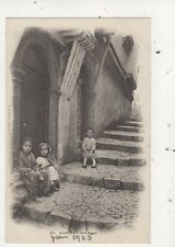 Algerie Rue Arabe North Africa 1905 Postcard 909a