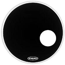 "Evans BD22RONX Bassdrumfell Onyx Resonant schwarz Drumfell Bassdrum 22"""
