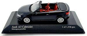 EBOND Modellino Audi A3 Cabriolet - Minichamps - 1:43 - 0107.