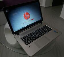 "HP Envy 17-k251na-17.3"",i7-5500U cpu,12 gb RAM,1000 gb hard drive,GTX850M 4 gb"