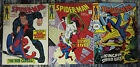 Marvel Spider-Man Digests! 3 book collection! Stan Lee, John Romita, Kingpin!