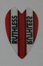 3 Sets (9 Flights) Ruthless  - RED Mini Vortex Shape - Free Shipping 1922