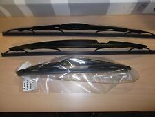 Mini Cooper R50 R53 July/2004-2006 Wiper Blades Front And Rear OEM