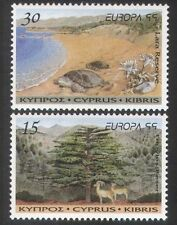 Chypre 1999 Europa/Parcs/Turtles/MOUTON/Animaux/nature/conservation 2 V Set n3908