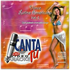 CANTA TU - ORIGINALE - Dance Latino americana - NCR 285