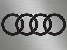 Audi Logo Front Exterior Styling Badges, Decals & Emblems