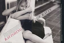 Emilie de Ravin 6pg COSMO GIRL magazine feature, clippings