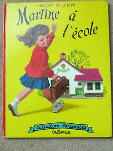 MARTINE à L'ECOLE - 1957