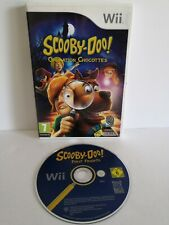 Jeu Wii Scooby Doo Operation Chocottes Nintendo Wii Pal Warner Bros