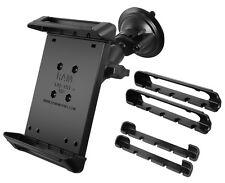 RAM Mount iPad Mini Car Windscreen Glass Suction Cup Universal X-grip Cradle Long 15cm