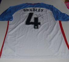 MICHAEL BRADLEY signed *TEAM USA USMNT* soccer jersey W/COA TORONTO FC autograph