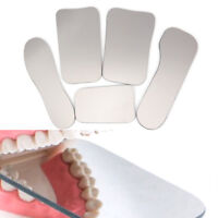 Miroir orthodontique dentaire rétroviseur intra-buccal miroirs verre réflect PM