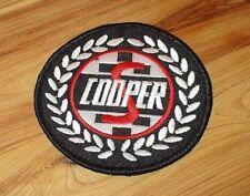 Mini Cooper S Clothing Patch Classic Mini Classic cooper S