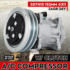 AC Compressor Air Conditioning Compressor for Sanden 4409 2.0L 01-04 CO 4311C