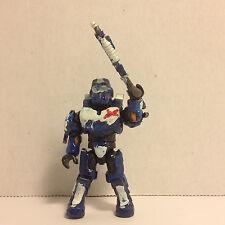 mega bloks halo spartan mark IV custom paint figure