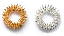 1 Paar Arthritis Fingerroller, Akupressur - Massageringe - Fingermassage