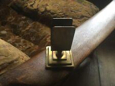 Vintage Bradley  and Hubbard matchbox  holder brass