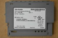 ALLEN BRADLEY 1734-CTM COMMON TERMINAL MODULE MODULE SER. C MANUFACTURED IN 2014