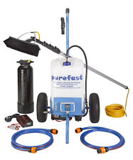 purefast Eco25 pure water window cleaning trolley complete start up package .