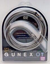 QED Qunex OT Digital Optical 3 meter Toslink cable