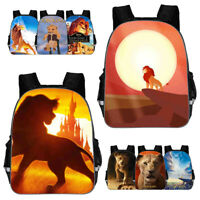 Disney The Lion King Kids Junior High School Backpack Travel Bag 11/13/16/18""