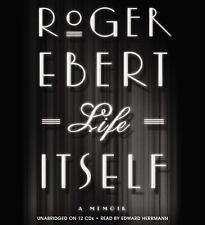 NEW  Life Itself : A Memoir by Roger Ebert (2011, CD, Unabridged)