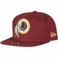 New Era Original-Fit Snapback Cap - Washington Redskins