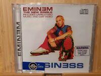 "Eminem Business CD single (CD5 / 5"") UK promo BUS1 AFTERMATH 2003"