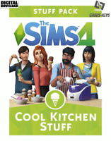 The Sims 4 Cool Kitchen Stuff Origin Download Key Digital Code [DE] [EU] PC