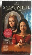 Snow White: The Fairest of Them All (NEW SEALED VHS) Miranda Richardson RARE HTF
