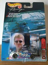 Hot Wheels Racing Nascar Jeff Burton #99 Ford Exide Batteries