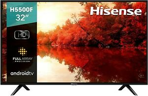 Android Smart TV Hisense 32-Inch Class H55 Series With Voice Remote 2020 Model