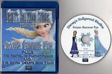 "Disney Hollywood Studios ""Frozen Summer Fun"" and More...2014...Blu-Ray"