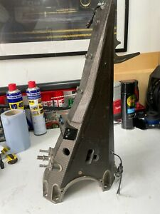 F1 carbon fibre rear crash structure used  Honda BAR06 Jenson Button Sato