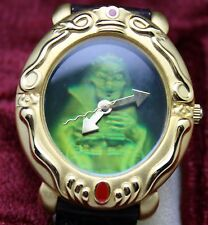 Disney Watch Snow White 3-D Magic Mirror Wicked Queen Witch Women's Watch