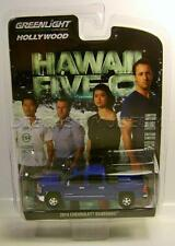 2014 '14 CHEVY CHEVROLET SILVERADO Z71 HAWAII FIVE-O GREENLIGHT HOLLYWOOD 2017