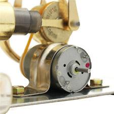 STEM Mini Hot Air Stirling Engine Generator Double Cylinder Engine Model