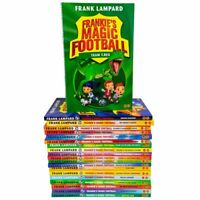 Frankies Magic Football 20 Books Children Collection Paperback By Frank Lampard