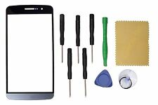 Gray Front Screen Glass Lens Replacement for  LG Ray X190 +Tools