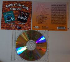 cd: PEARLY QUEEN - WILD WIND - BATTLE OF THE BANDS - CUBAN ROCK - CUBA FUNK