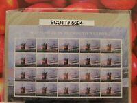 Scott # 5524-Mayflower in Plymouth Harbor- Sheet of (20) Forever Stamps