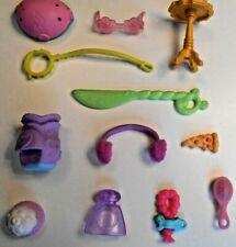 Lot 7 12 accessoires petshop LPS littlest pet shop very rare authentic original