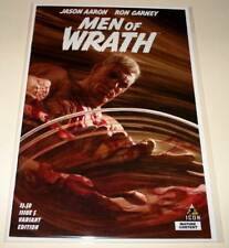 MEN OF WRATH # 5 Marvel Icon Comic   Feb 2015  VFN/NM  VARIANT COVER EDITION