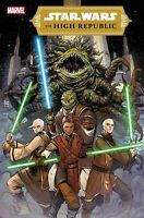 STAR WARS THE HIGH REPUBLIC #1 COVER B ANAN PRESELL 1/6/2021 NEW SERIES HOT !!!!