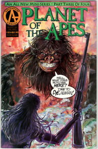 Planet of the Apes (2nd series) #23 Adventure Comic Charles Marshall (Author)