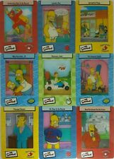 THE SIMPSONS FILM CARDZ Series 2  Set of 45  ARTBOX 2003  Base Card Set