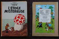 Tintin - L'Etoile Mystérieuse - B39 - 1970-71 - Hergé - Casterman BE général