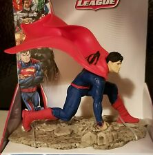 NEW 2015 Superman Miniature Figurine Figure Super Hero Justice League Schleich