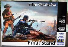 35191 Masterbox Indian Wars Series Final Stand, 1:35, neu 2017